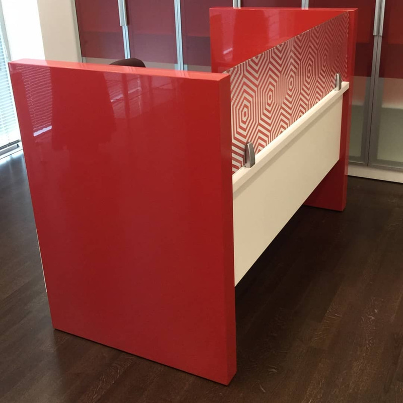 Офисная мебель-Офисная мебель «Модель 7»-фото3