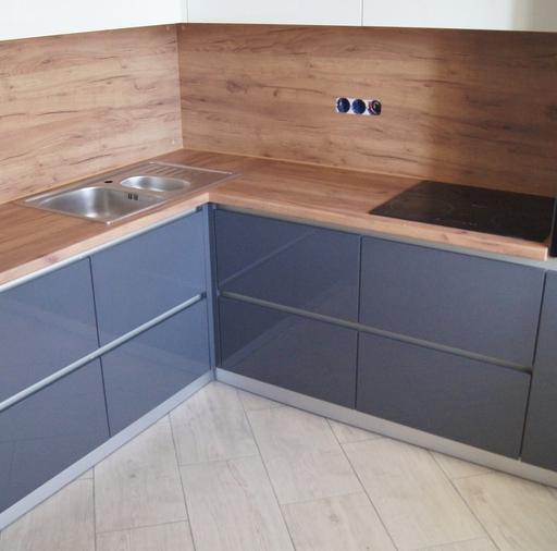 -Кухня МДФ в эмали «Модель 230»-фото26