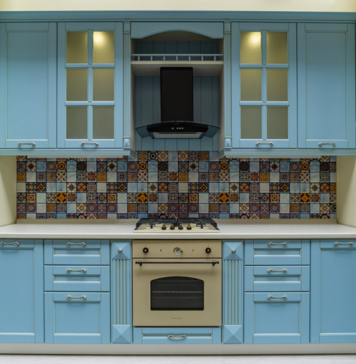 -Кухня МДФ в ПВХ «Модель 54»-фото10