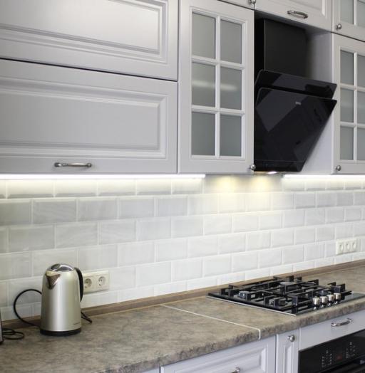 -Кухня МДФ в ПВХ «Модель 183»-фото14